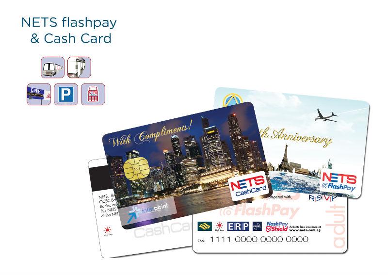 Nets Flashpay Card Customisation