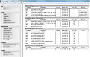 Windows Dormitory Management System